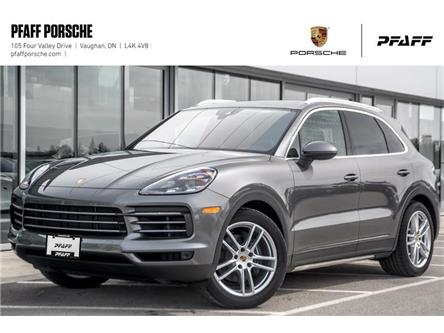 2019 Porsche Cayenne  (Stk: P14244) in Vaughan - Image 1 of 22