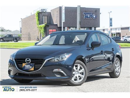 2015 Mazda Mazda3 GX (Stk: 163466) in Milton - Image 1 of 18