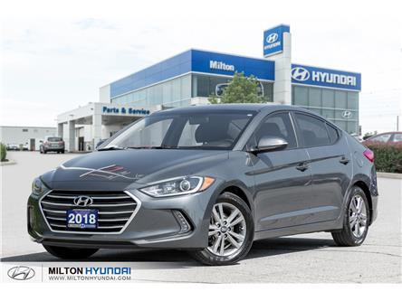2018 Hyundai Elantra GL (Stk: 594300) in Milton - Image 1 of 20