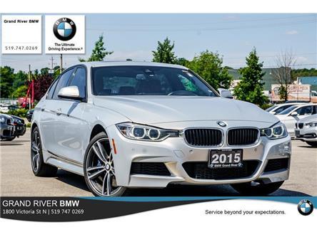 2015 BMW 335i xDrive (Stk: 7222A) in Kitchener - Image 1 of 21