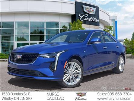 2020 Cadillac CT4 Premium Luxury (Stk: 20K123) in Whitby - Image 1 of 26