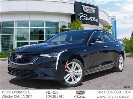 2020 Cadillac CT4 Luxury (Stk: 20K134) in Whitby - Image 1 of 25