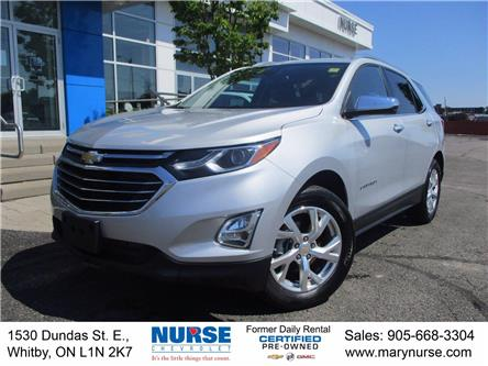 2020 Chevrolet Equinox Premier (Stk: 10X357) in Whitby - Image 1 of 30