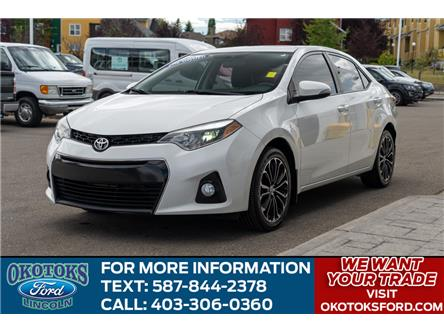2016 Toyota Corolla S (Stk: L-97A) in Okotoks - Image 1 of 25