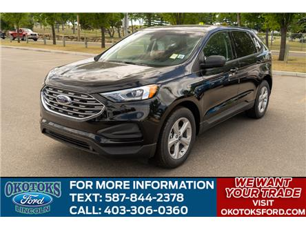 2020 Ford Edge SE (Stk: L-619) in Okotoks - Image 1 of 5