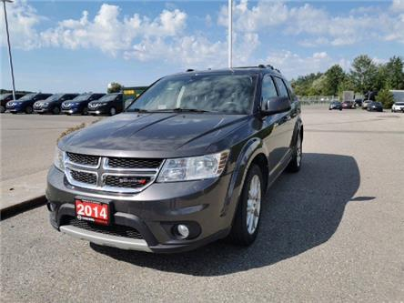2014 Dodge Journey SXT (Stk: CLC774854A) in Cobourg - Image 1 of 8