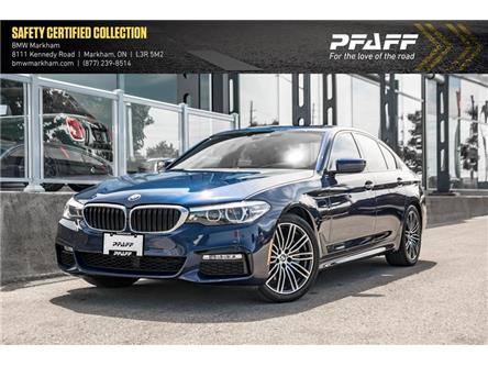 2018 BMW 530e xDrive iPerformance (Stk: D13296) in Markham - Image 1 of 22
