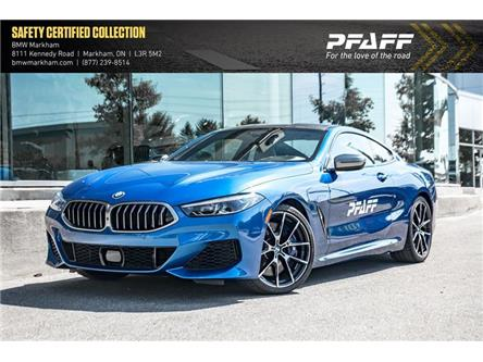2019 BMW M850i xDrive (Stk: N37346) in Markham - Image 1 of 21