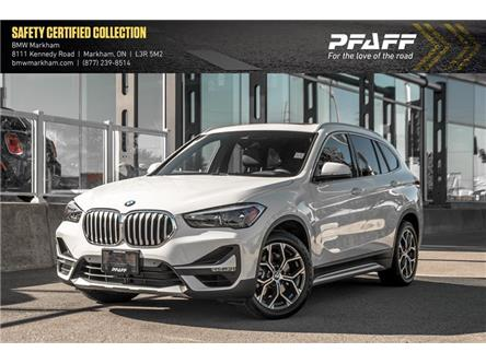 2020 BMW X1 xDrive28i (Stk: U13278) in Markham - Image 1 of 22
