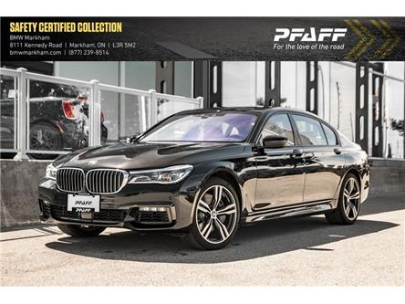 2019 BMW 750 Li xDrive (Stk: N36670) in Markham - Image 1 of 22