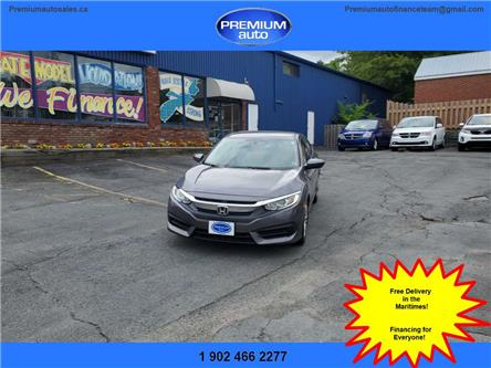 2018 Honda Civic LX (Stk: 002514) in Dartmouth - Image 1 of 19