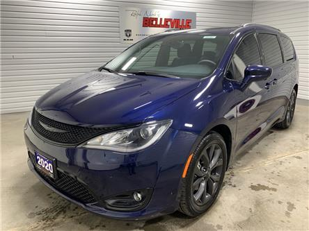 2020 Chrysler Pacifica Touring-L Plus (Stk: 0140) in Belleville - Image 1 of 12