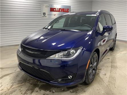 2020 Chrysler Pacifica Touring-L Plus (Stk: 0279) in Belleville - Image 1 of 12