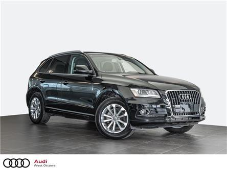 2017 Audi Q5 2.0T Progressiv (Stk: PM615) in Nepean - Image 1 of 31