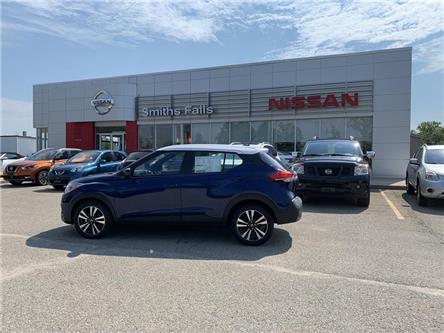 2020 Nissan Kicks SV (Stk: 20-184) in Smiths Falls - Image 1 of 13