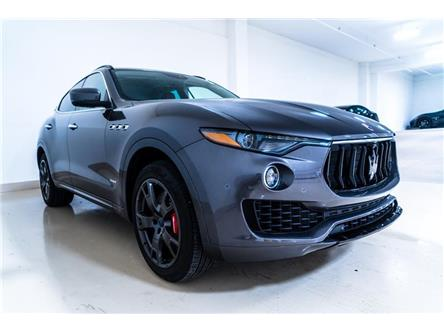 2018 Maserati Levante S GranSport (Stk: 868MC) in Calgary - Image 1 of 20