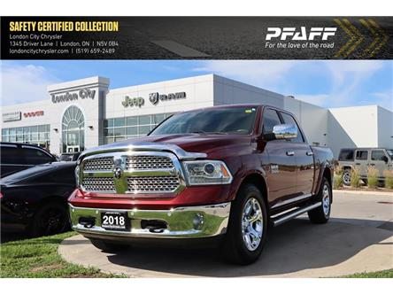 2018 RAM 1500 Laramie (Stk: LC2372A) in London - Image 1 of 21