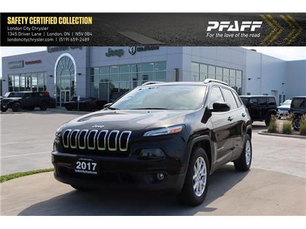 2017 Jeep Cherokee North (Stk: LC7794) in London - Image 1 of 22