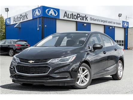 2018 Chevrolet Cruze LT Auto (Stk: 18-38894T) in Georgetown - Image 1 of 18