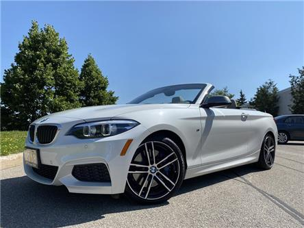 2018 BMW M240i xDrive (Stk: B20189-1) in Barrie - Image 1 of 16