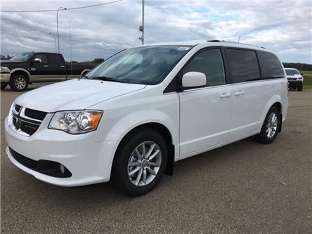 2020 Dodge Grand Caravan Premium Plus (Stk: 20GC7363) in Devon - Image 1 of 12