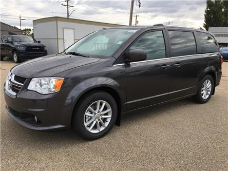 2020 Dodge Grand Caravan Premium Plus (Stk: 20GC5221) in Devon - Image 1 of 14