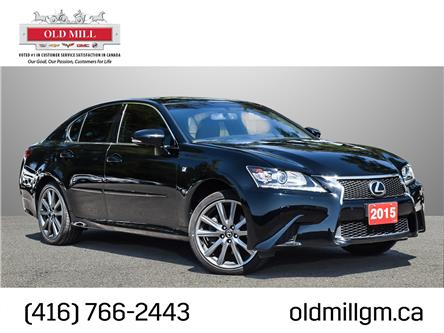 2015 Lexus GS 350 Base (Stk: 003570B) in Toronto - Image 1 of 25