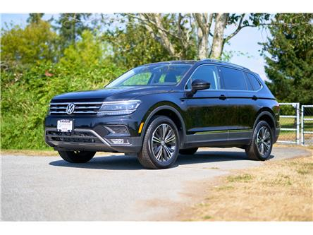 2020 Volkswagen Tiguan Highline (Stk: LT012595) in Vancouver - Image 1 of 18