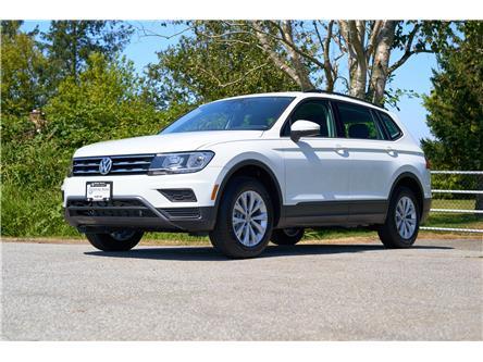 2020 Volkswagen Tiguan Trendline (Stk: LT136078) in Vancouver - Image 1 of 22