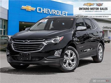 2020 Chevrolet Equinox Premier (Stk: 0248487) in Oshawa - Image 1 of 18