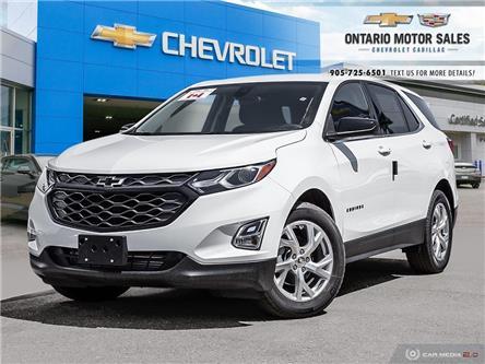 2020 Chevrolet Equinox LT (Stk: 0254467) in Oshawa - Image 1 of 18