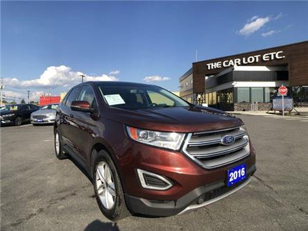 2016 Ford Edge SEL (Stk: 20401) in Sudbury - Image 1 of 26