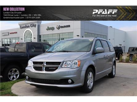 2019 Dodge Grand Caravan Crew (Stk: LC10035) in London - Image 1 of 22