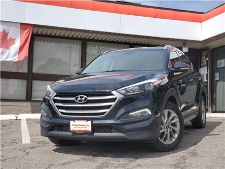 2017 Hyundai Tucson Premium (Stk: 2008228) in Waterloo - Image 1 of 21
