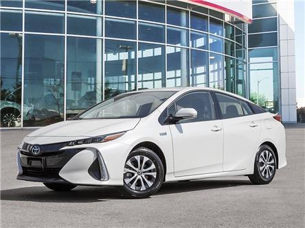 2020 Toyota Prius Prime Upgrade (Stk: 159077D) in Brampton - Image 1 of 10