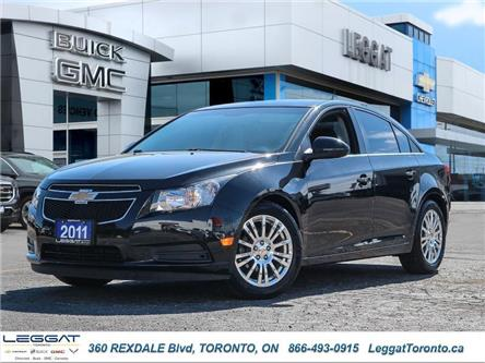 2011 Chevrolet Cruze  (Stk: 127906A) in Etobicoke - Image 1 of 24