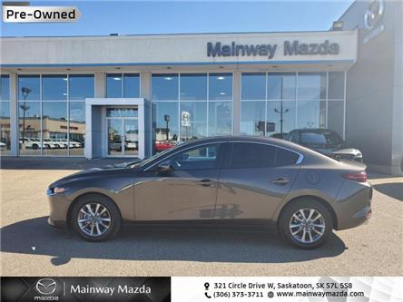 2019 Mazda Mazda3 GS Auto AWD (Stk: M19106) in Saskatoon - Image 1 of 25