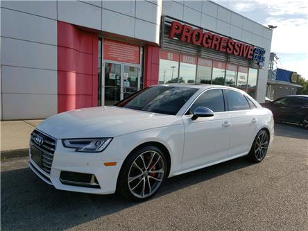 2018 Audi S4 3.0T Progressiv (Stk: JA169307) in Sarnia - Image 1 of 25