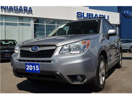 2015 Subaru Forester 2.5i Convenience Package (Stk: Z1694A) in St.Catharines - Image 1 of 24