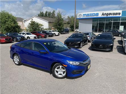 2017 Honda Civic LX (Stk: L8243A) in Peterborough - Image 1 of 12