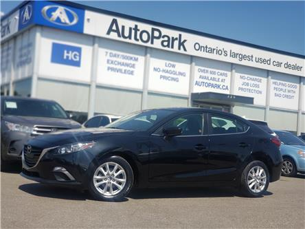 2016 Mazda Mazda3 GS (Stk: 16-02177) in Brampton - Image 1 of 20