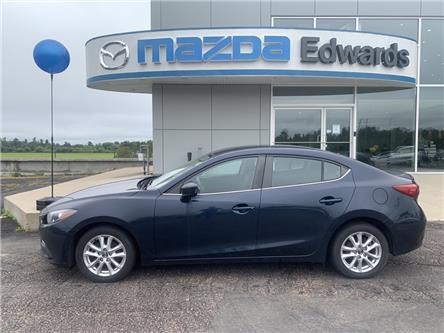 2015 Mazda Mazda3 GS (Stk: 22355) in Pembroke - Image 1 of 11