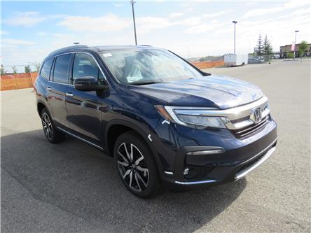 2021 Honda Pilot Touring 8P (Stk: 210005) in Airdrie - Image 1 of 8