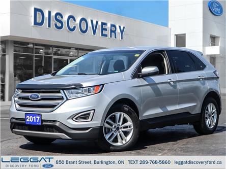 2017 Ford Edge SEL (Stk: 17-38120-T) in Burlington - Image 1 of 22
