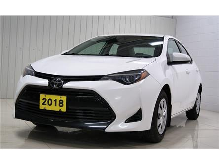 2018 Toyota Corolla CE (Stk: P5943) in Sault Ste. Marie - Image 1 of 16