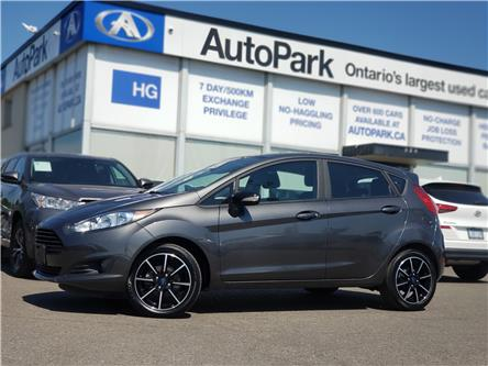 2019 Ford Fiesta SE (Stk: 19-24763) in Brampton - Image 1 of 19
