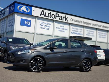 2019 Ford Fiesta SE (Stk: 19-25211RJB) in Brampton - Image 1 of 19