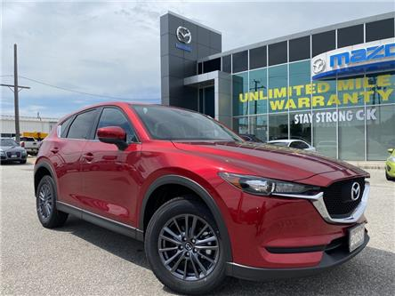 2020 Mazda CX-5 GX (Stk: NM3304) in Chatham - Image 1 of 19