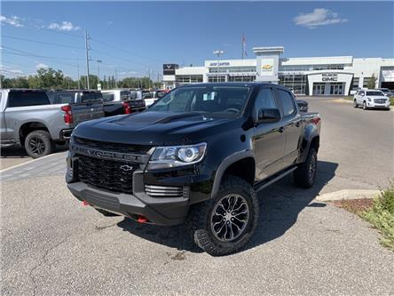 2021 Chevrolet Colorado ZR2 (Stk: M1103291) in Calgary - Image 1 of 21