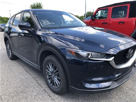 2019 Mazda CX-5 GS (Stk: -) in Kemptville - Image 1 of 22